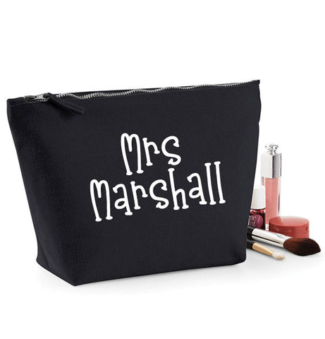 Personalised Teacher MakeUp Bag