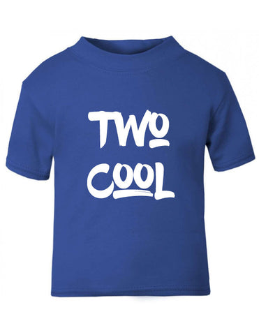 Two Cool 2nd Birthday T-Shirt