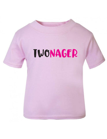 Twonager 2nd Birthday T-Shirt