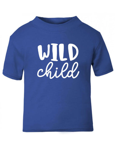 Wild Child Kids' T-shirt
