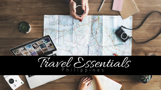 5 Travel Essentials for The Philippines