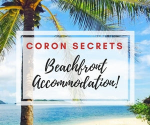 Beachfront Hotel Accommodation Coron How To Stay On The Beach