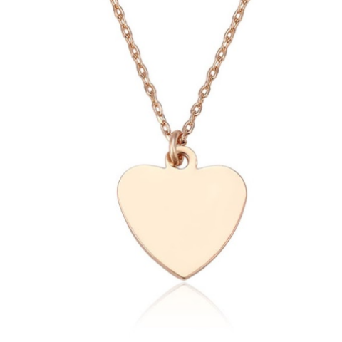 Collar Bölbo® Acero  Heart