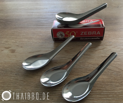 Thai ZEBRA Suppenlöffel