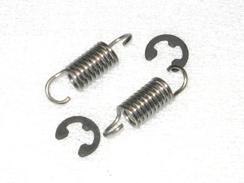 auto advance spring & clip set XS650 `70-`84