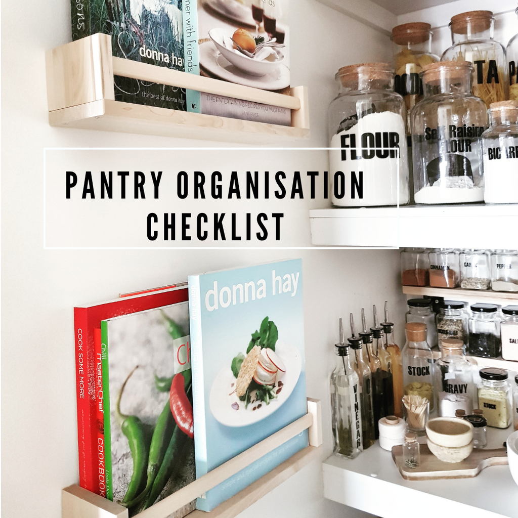 PANTRY ORGANISATION DOWNLOAD