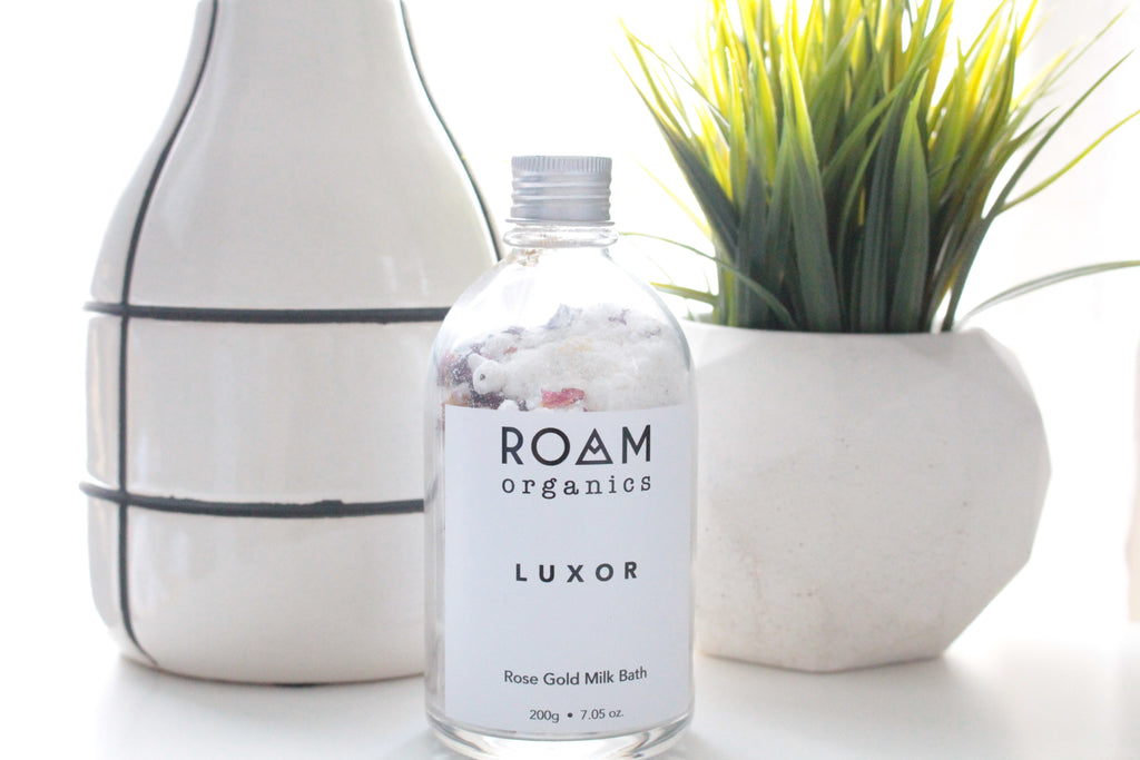 LUXOR Rose Bath