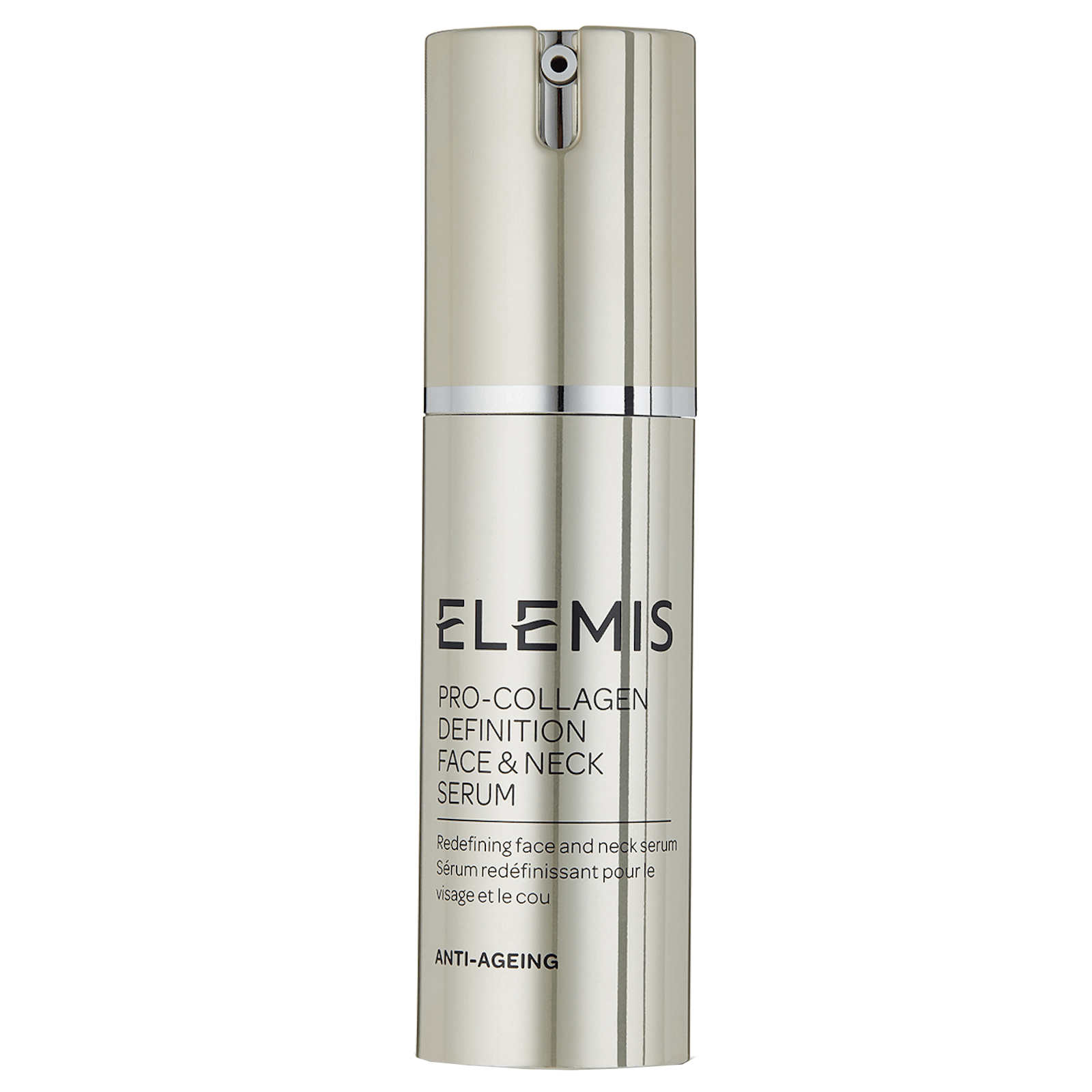 Elemis Pro-Collagen Definition Face and Neck Serum, 30ml, Face Serum, London Loves Beauty