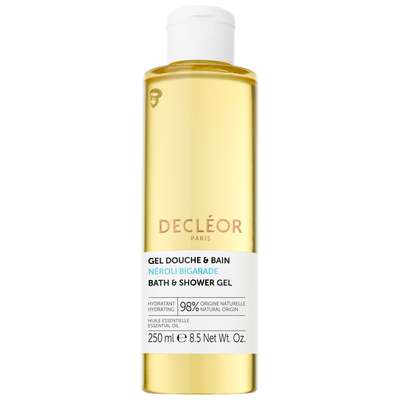 DECLÉOR Neroli Shower Gel, 250 ml, Shower gel, London Loves Beauty