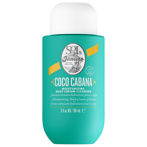 Sol de Janeiro Coco Cabana Shower Gel, 90ml, Shower gel, London Loves Beauty