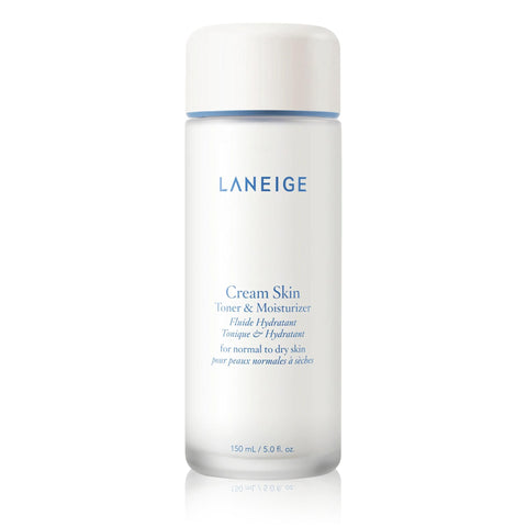 LANEIGE Cream Skin Toner & Moisturizer, Skin Care, London Loves Beauty