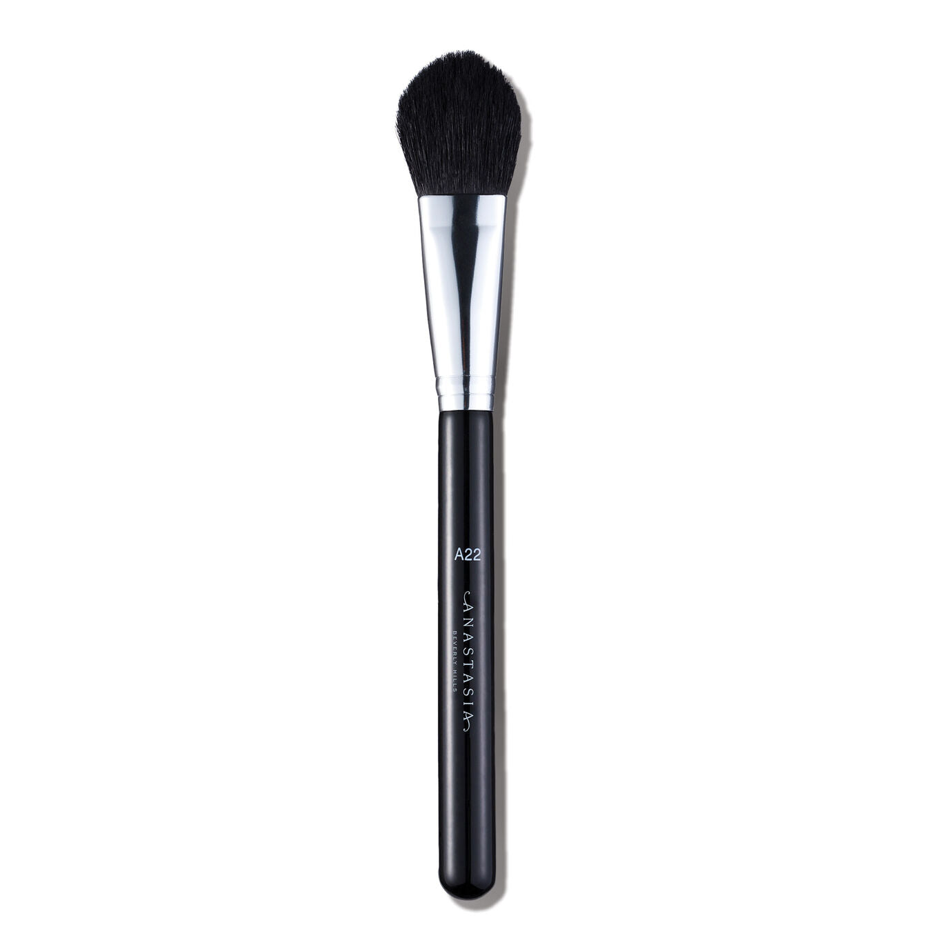 Anastasia Beverly Hills A22 Pro Brush - Pointed Cheek Brush, contour brush, London Loves Beauty