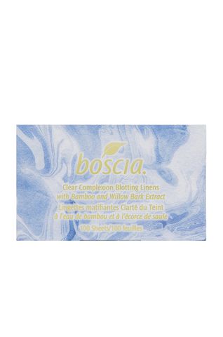 Boscia Clear Complexion Blotting Linens, Skin Care, London Loves Beauty