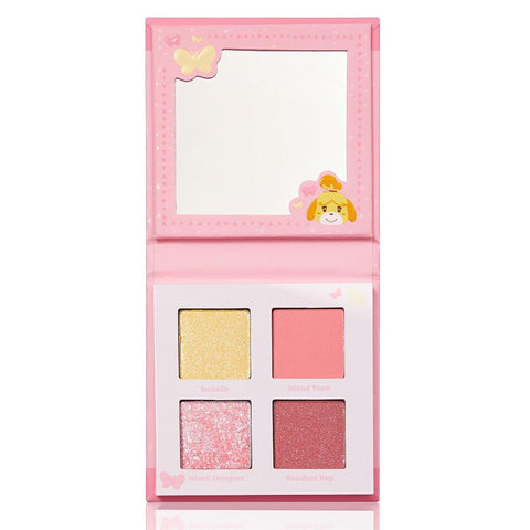 ColourPop X Animal Crossing Shadow Palette 5 Star Island, 3.32g
