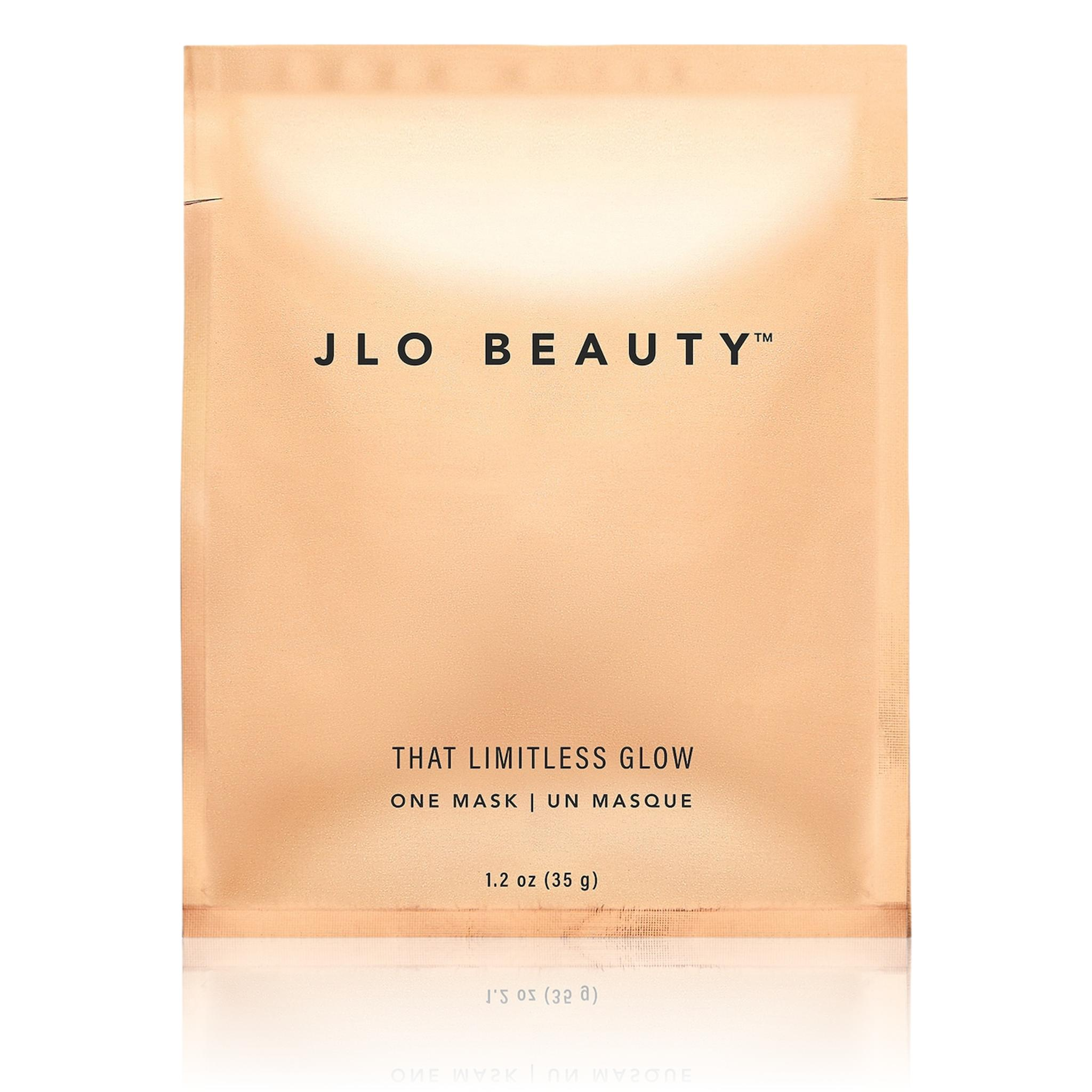 JLo Beauty That Limitless Glow Sheet Mask, 35g
