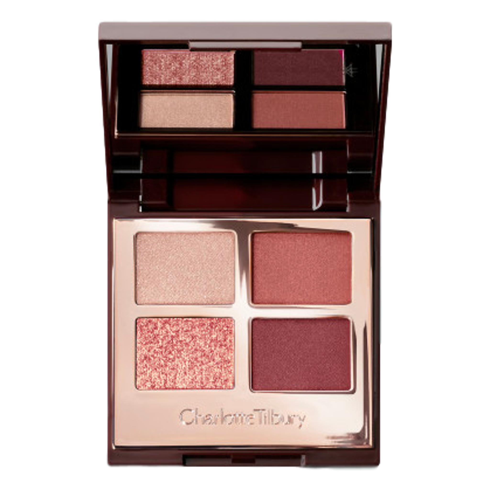 Charlotte Tilbury Luxury Eyeshadow Palette - Walk Of No Shame, eyeshadow palette, London Loves Beauty