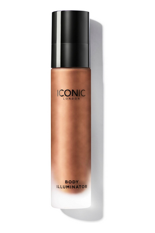 Iconic London Body Illuminator, 50ml, highlighter, London Loves Beauty