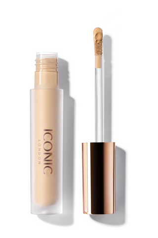 Iconic London Seamless Concealer - Light Cream, Concealer, London Loves Beauty
