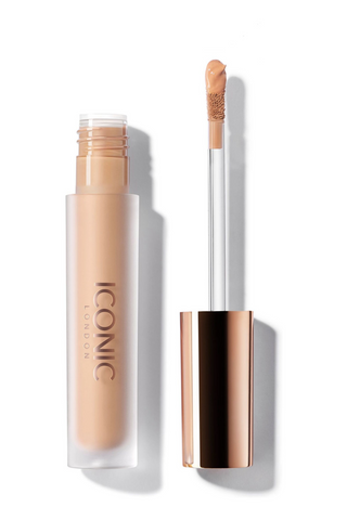 Iconic London Seamless Concealer - Fawn, Concealer, London Loves Beauty