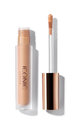 Iconic London Seamless Concealer - Natural Tan, Concealer, London Loves Beauty