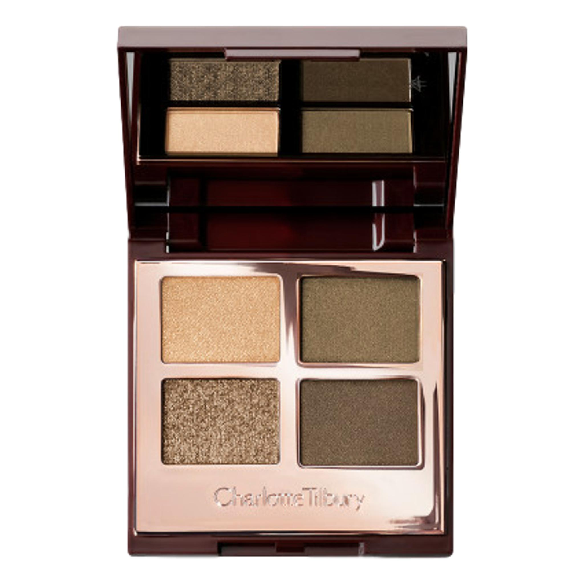 Charlotte Tilbury Luxury Eyeshadow Palette - The Rebel, eyeshadow palette, London Loves Beauty