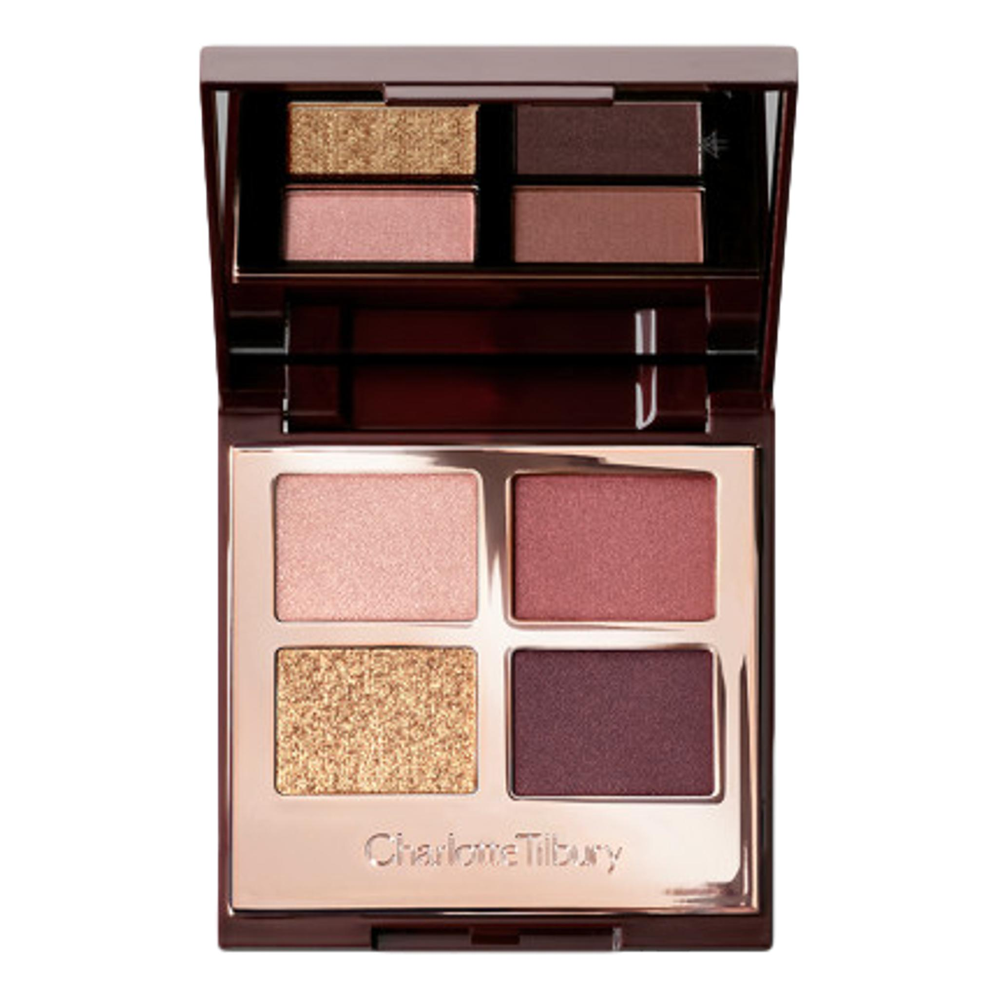 Charlotte Tilbury Luxury Eyeshadow Palette - The Vintage Vamp, eyeshadow palette, London Loves Beauty