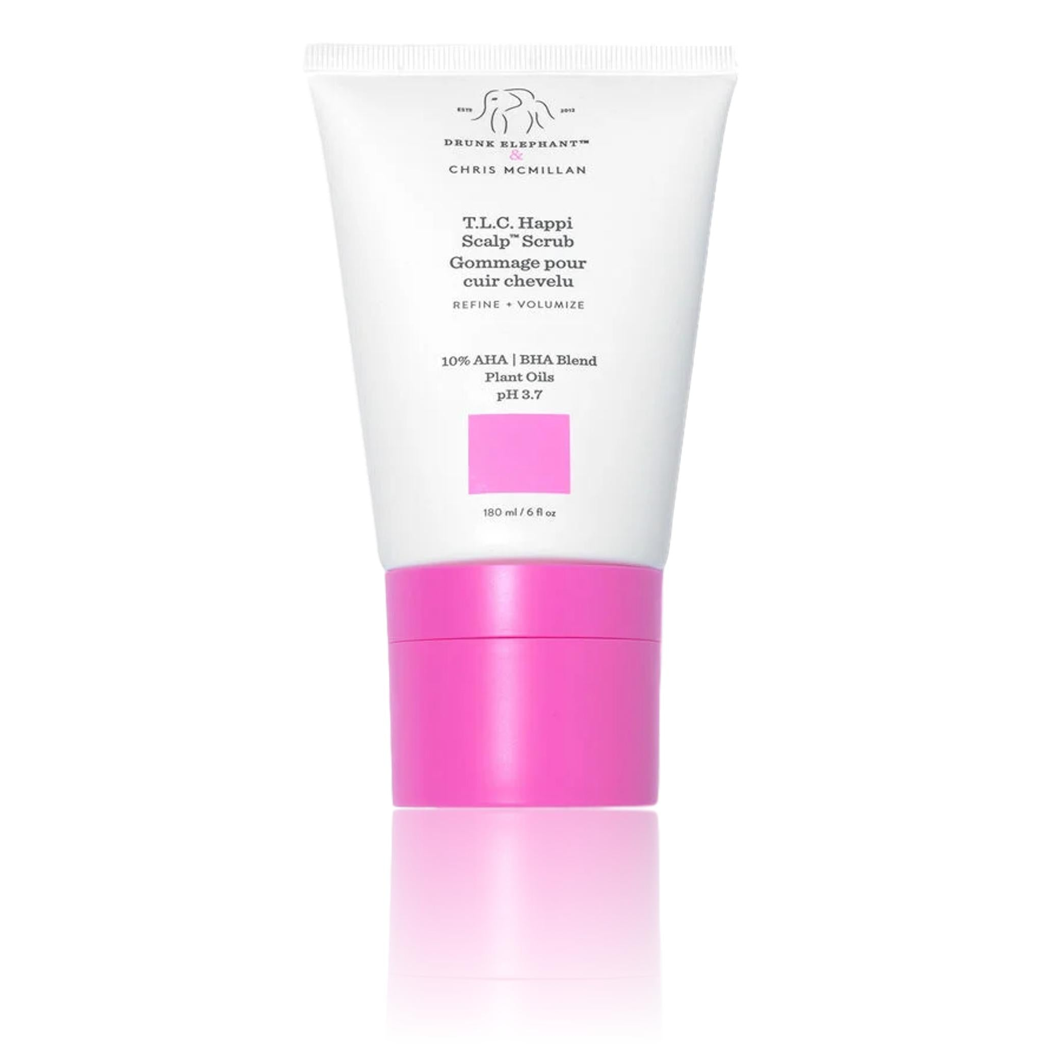 DRUNK ELEPHANT T.L.C. Happi Scalp™ Scrub, Hair Care, London Loves Beauty