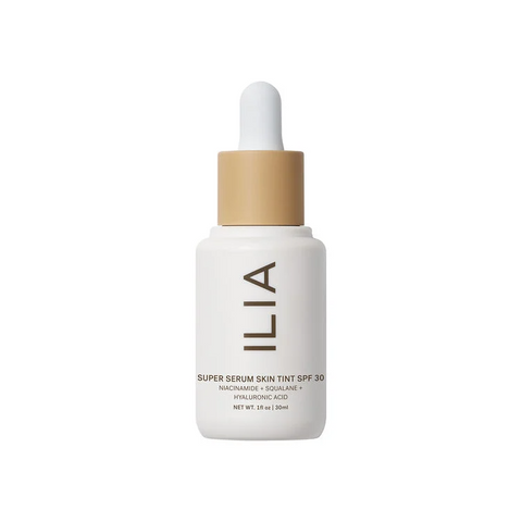ILIA Super Serum Skin Tint SPF 40 Foundation, 1floz | 30ml