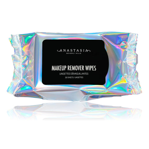 ANASTASIA BEVERLY HILLS Makeup Wipes (30 sheets)