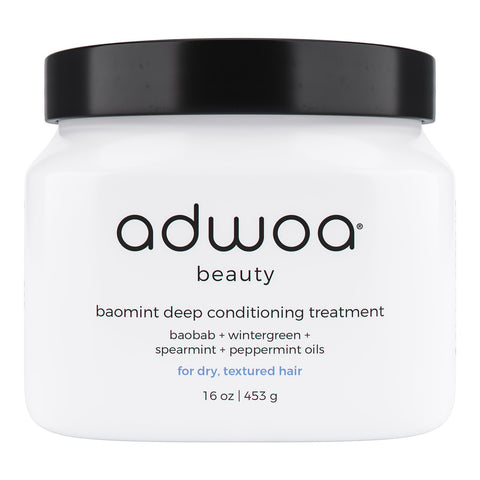 Adwoa Beauty Baomint Deep Conditioning Treatment, 453g