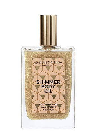Anastasia Beverly Hills Shimmer Body Oil 45ml, body oil, London Loves Beauty