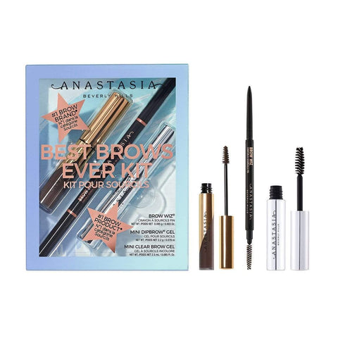 ANASTASIA BEVERLY HILLS Best Brows Ever Kit, eyebrow set, London Loves Beauty