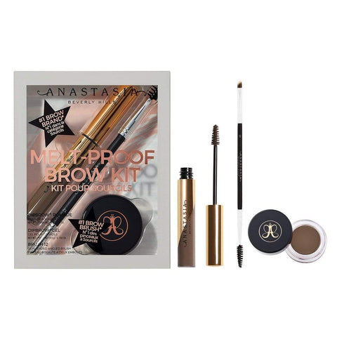 Anastasia Beverly Hills eyebrow set ANASTASIA BEVERLY HILLS Melt-Proof Brows Kit - Soft Brown
