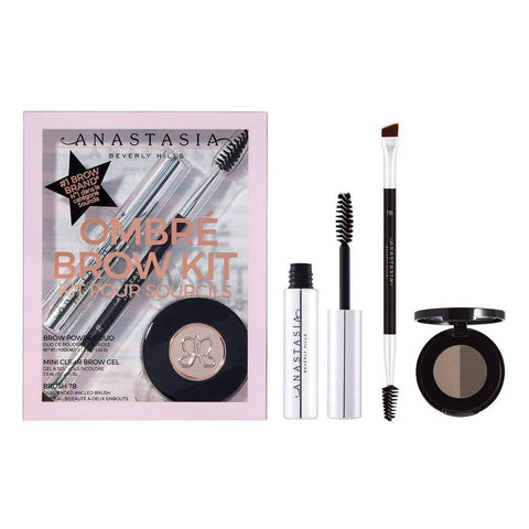 ANASTASIA BEVERLY HILLS Ombré Brow Kit, eyebrow set, London Loves Beauty