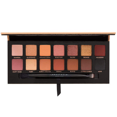 Anastasia Beverly Hills Soft Glam Eye Shadow Palette, eyeshadow palette, London Loves Beauty
