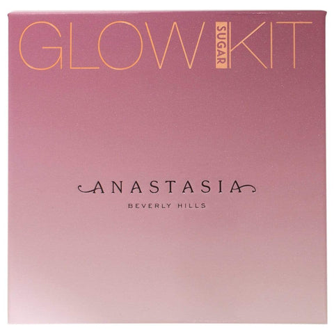 Anastasia Beverly Hills Sugar Glow Kit, highlighter, London Loves Beauty