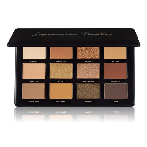 ARTIST COUTURE Supreme Nudes and Pressed Pigment Eyeshadow Palette, eyeshadow palette, London Loves Beauty