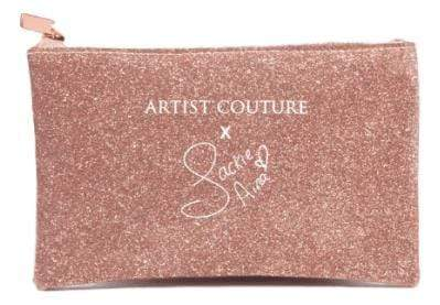 Artist Couture X Jackie Aina Collection Rose Gold Makeup Bag, makeup bag, London Loves Beauty