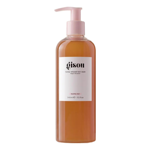 Gisou Honey Infused Hair Wash Shampoo, shampoo, London Loves Beauty