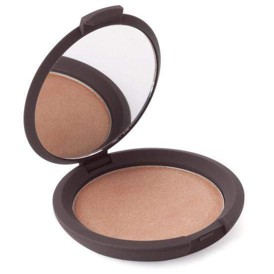 Becca Shimmering Skin Perfector Pressed - Topaz, highlighter, London Loves Beauty