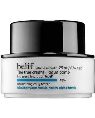 Belif Moisturizer BELIF The True Cream Aqua Bomb (0.84 oz | 25 mL)