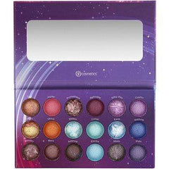 BH Cosmetics eyeshadow palette BH COSMETICS Galaxy Chic Baked Eyeshadow Palette