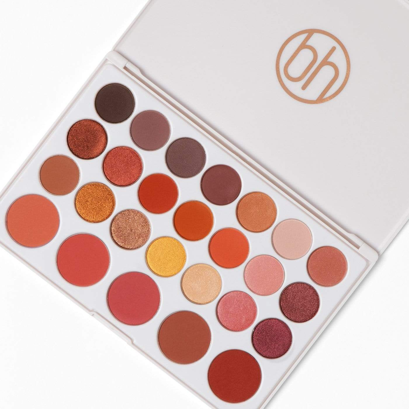 BH Cosmetics eyeshadow palette BH COSMETICS Nouveau Neutrals 26 Color Shadow & Blush Palette