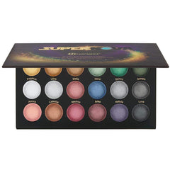 BH Cosmetics eyeshadow palette BH COSMETICS Supernova 18 Color Baked Eyeshadow Palette