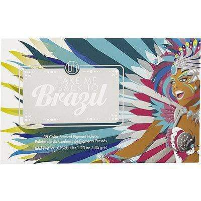 BH Cosmetics eyeshadow palette BH COSMETICS Take Me Back to Brazil - 35 Color Pressed Pigment Palette