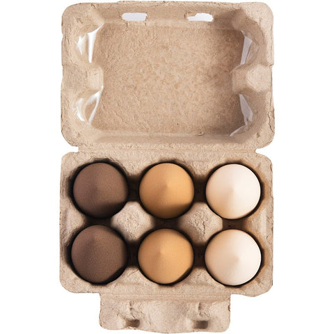Beauty Bakerie Blending Eggs, Pack Of 6