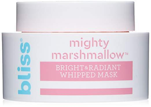 BLISS Mighty Marshmallow Mask 1.7oz, Face Masks, London Loves Beauty