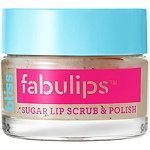 BLISS Fabulips Lip Scrub, 0.5 oz, lip scrub, London Loves Beauty