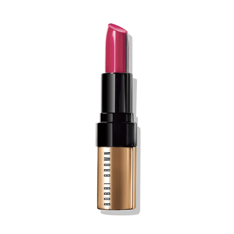 Bobbi Brown - 'Luxe Lip Color' lipstick - Hot Rose, 3.4g, Lipstick, London Loves Beauty