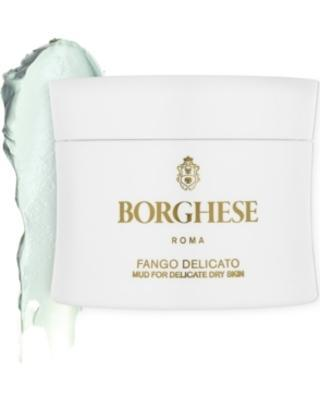 Borghese Fango Delicato Active Mud for Delicate Dry Skin, 2.7oz, Face Masks, London Loves Beauty